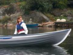 Linder 440 Fishing mit 4 PS Alu-Boot Sportboot