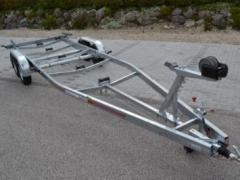 Harbeck BT 3500M Twin Axle