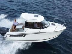 Jeanneau Merry Fisher 605 / 100 PS / Trailer Motoryacht