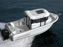 Jeanneau Merry Fisher 695 Marlin / 130 PS / Trail Motoryacht