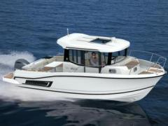 Jeanneau Merry Fisher 795 Marlin/150 PS / Trailer Yacht a Motore