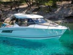 Jeanneau Merry Fisher 795  / 150 PS / Trailer Yacht a Motore