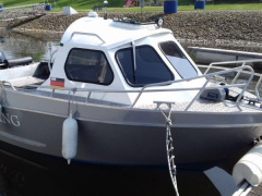 Viking 550 Ht Aluboot Working Boat