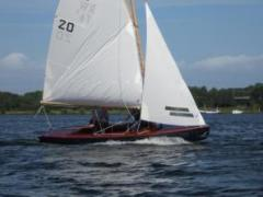Classic Yachten RW 16 (Wefers) Sailing dinghy