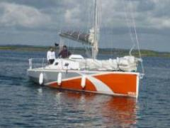10m Composit Cruiser R One Off Segelyacht