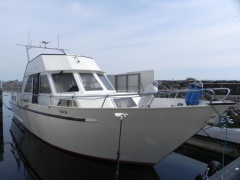 Fisher Boats 12-380 Pilothouse Boat