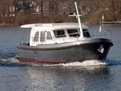 Linssen Grand Sturdy 290 Sedan Longtop Kabinenboot