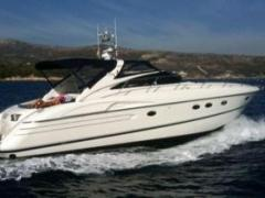 Princess V50- Model 2004 Yacht a Motore