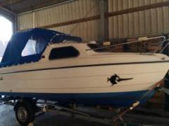 Ryds 535FC Arbeitsboot