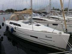Dufour 382 Segelboote Yacht a Vela