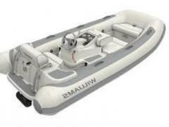 Williams Turbo Jet 325 Festrumpfschlauchboot
