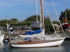 Marieholms International Folkboat Day Sailer