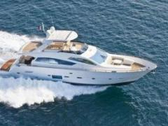 Abacus 78 Fly Flybridge Yacht