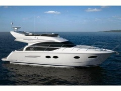 Princess P 43 Flybridge 2015 Special Offer Flybridge Yacht