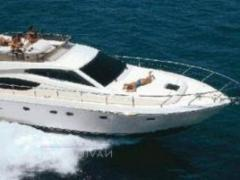 Ferretti 53 Fly Flybridge Yacht