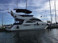 Fairline Phantom 40 Fly PREISSENKUNG 187–>169 K Motorjacht