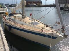 Sweden Yachts 340 Sailing Yacht