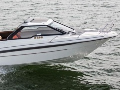 Yamarin 63 Hard Top Speedboot
