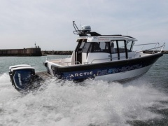 ARCTIC BOATS COMMUTER 25 Pilothouse