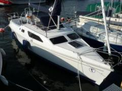 Hunter 25 Kielboot
