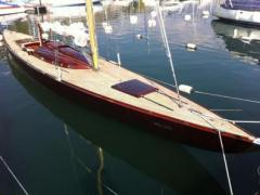 Corsier Port 30m2 suédois Regatta boot