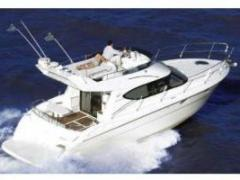 Aqualum 35 Flybridge Yacht