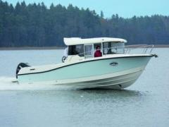 Quicksilver 755 Pilothouse Kabinebåd
