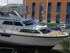 Marco-Plast 990 GS Flybridge Yacht