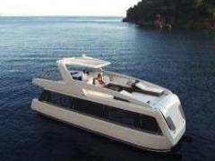 Overblue 44 Loft mit open air Flybridge Yacht