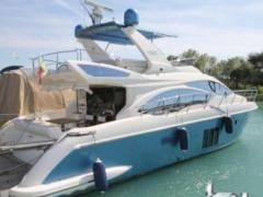 Azimut 53 Fly Flybridge Yacht