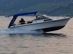 Windy DC 22 Sport Boat