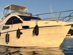 Rodman 38 Fly Flybridge Yacht