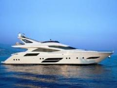 Dominator 780S Flybridge