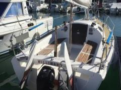 Etap Yachting 21 I Kielboot