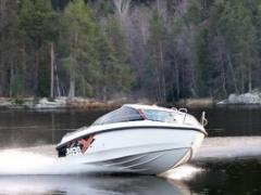 Bella Hard Top 620 HT by Marine Center Goldach Runabout