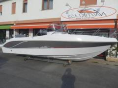 Bluline 23 WALK AROUND Deck Boat