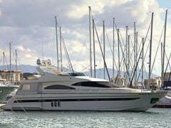 Astondoa 72 Glx Flybridge Yacht