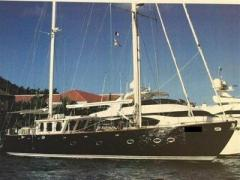 North Wind 76' Motorsailer Yacht a Vela