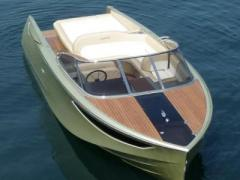 Ganz Boats Ovation 7.6 Runabout