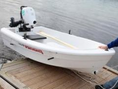Pioner 8 Mini Ruderboot