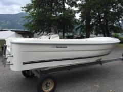 Quicksilver 500 Fish  / Nuova Sport Boat
