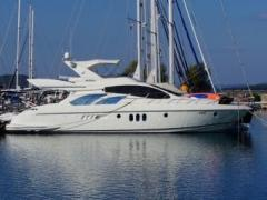 Azimut 55 Fly Flybridge Yacht