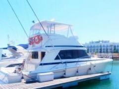 Riviera 43 Flybridge convertible Flybridge iate