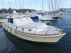 Grand Banks 45 Eastbay SX Cruiser Yacht