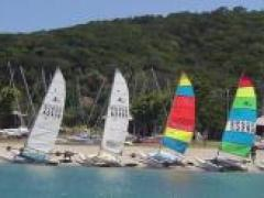 Hobie Cat 14 Catamaran