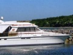 Storebro Adler Royal Cruiser 500 Baltic Gullwing Flybridge Yacht