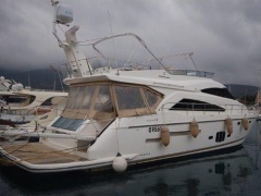 Fairline 65 Squadron Flybridge Yacht