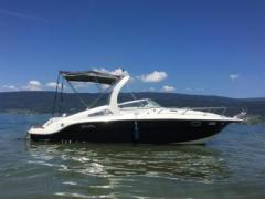 ATOMIX 7500 Sports Cruiser Cuddy Cabin
