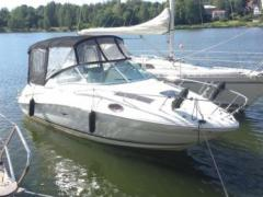 Sea Ray 245 Deckboot