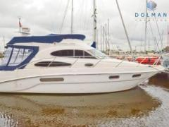 Sealine F37 Susan Flybridge Yacht